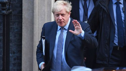 UK PM Johnson says EU will not change deal again