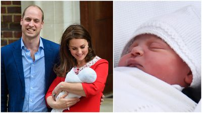 GALLERY: Boy oh boy! Story of a royal birth