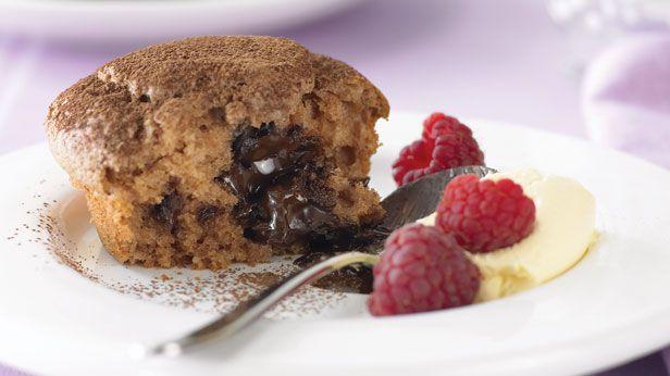 Ultra-chocolate muffins