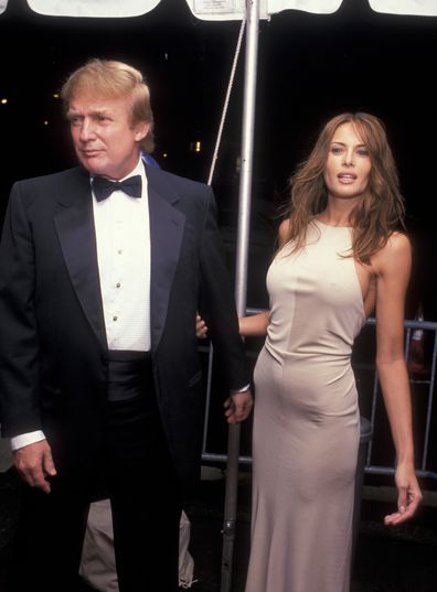 Melania Trump And Those Cosmetic Surgery Rumours 9style