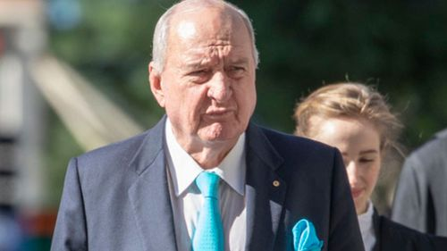 Alan Jones contacted Liberal MPs and urged them to change direction amid leadership instability.