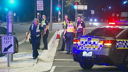 Driver assisting police after pedestrian hit by car in Melbourne dies