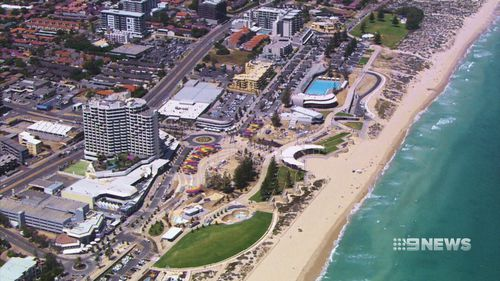 The popular but at times maligned beach development has returned amid fanfare today. (9NEWS)
