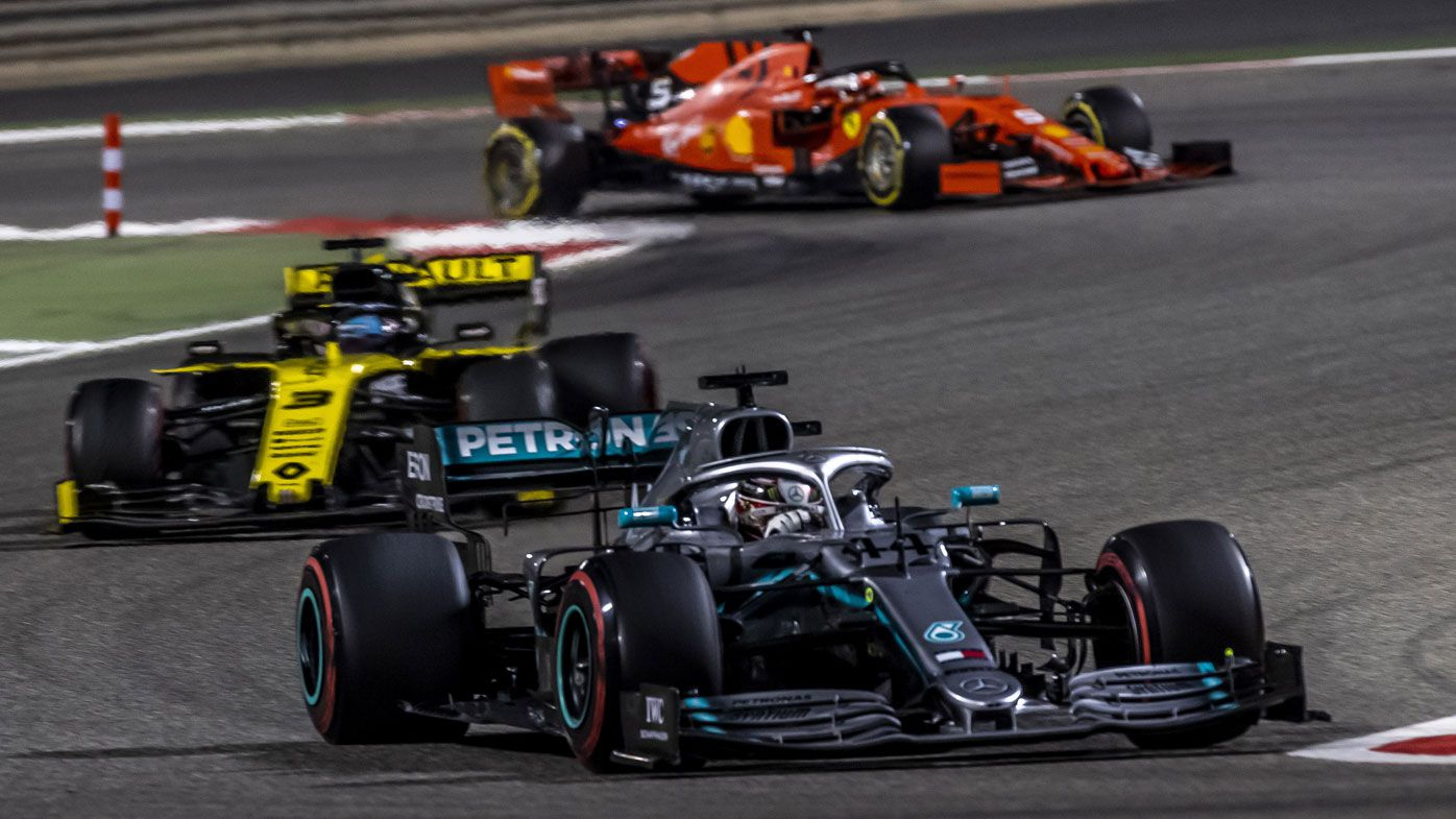 F1 to return on July 5 with Austrian Grand Prix, sport's chief Chase Carey says