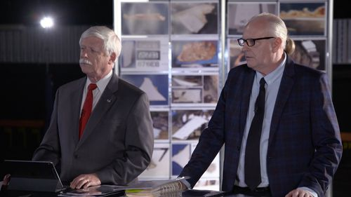 This SUNDAY in a special 60 Minutes investigation, reporter Tara Brown brings the world's keenest aviation minds together to forensically reconstruct MH370's final minutes. (Picture: 60 Minutes)