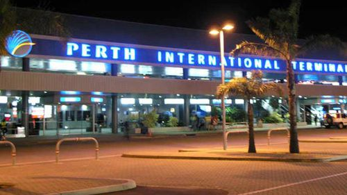 Perth airport evacuated for the third time in three months due to false alarm