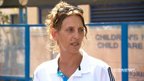 Mum Lacey Harrison wants the investigation into how Denishar was shocked fast-tracked. (9NEWS)