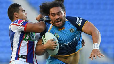 <strong>10 Gold Coast Titans (last week 5)</strong><br />