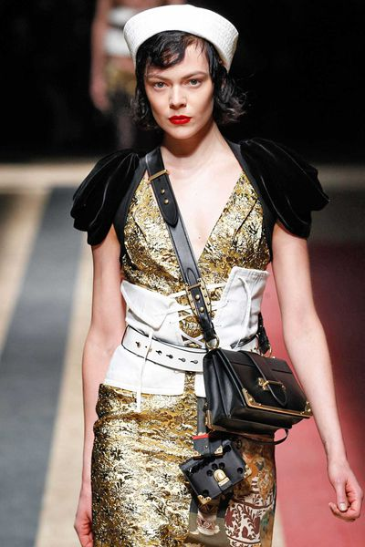 Prada, autumn/winter '16, Milan Fashion Week