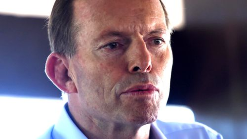 State of federal budget drove ABC cuts, Tony Abbott says