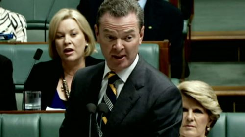 Ashby said Pyne offered him a job and told him he would get a lawyer.