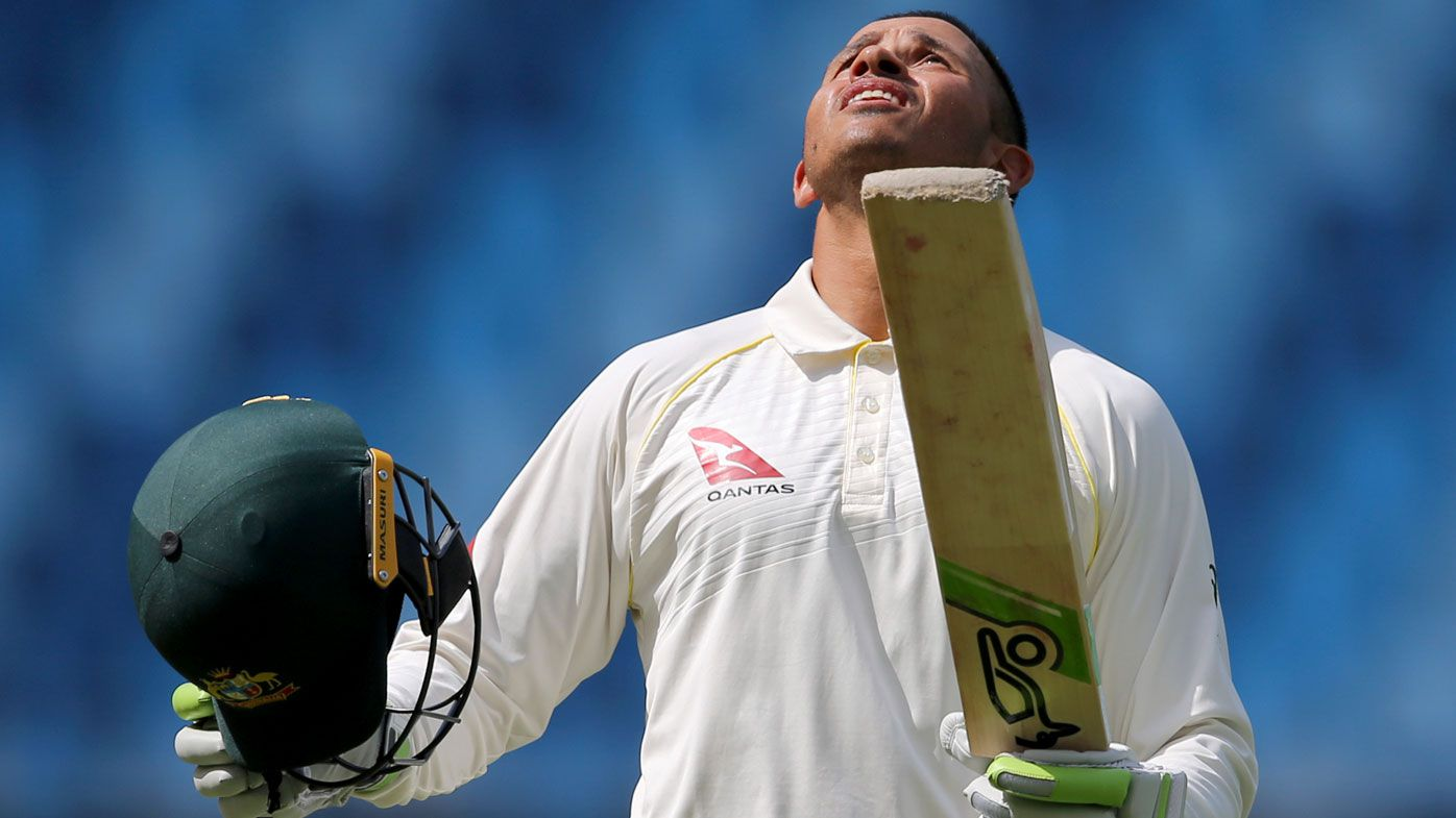 Khawaja leads brave fightback to earn draw in first Test to Pakistan
