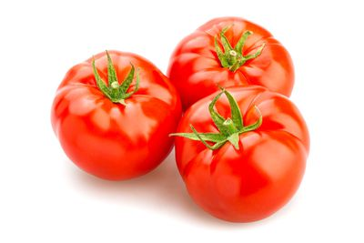 3 large tomatoes are 100 calories
