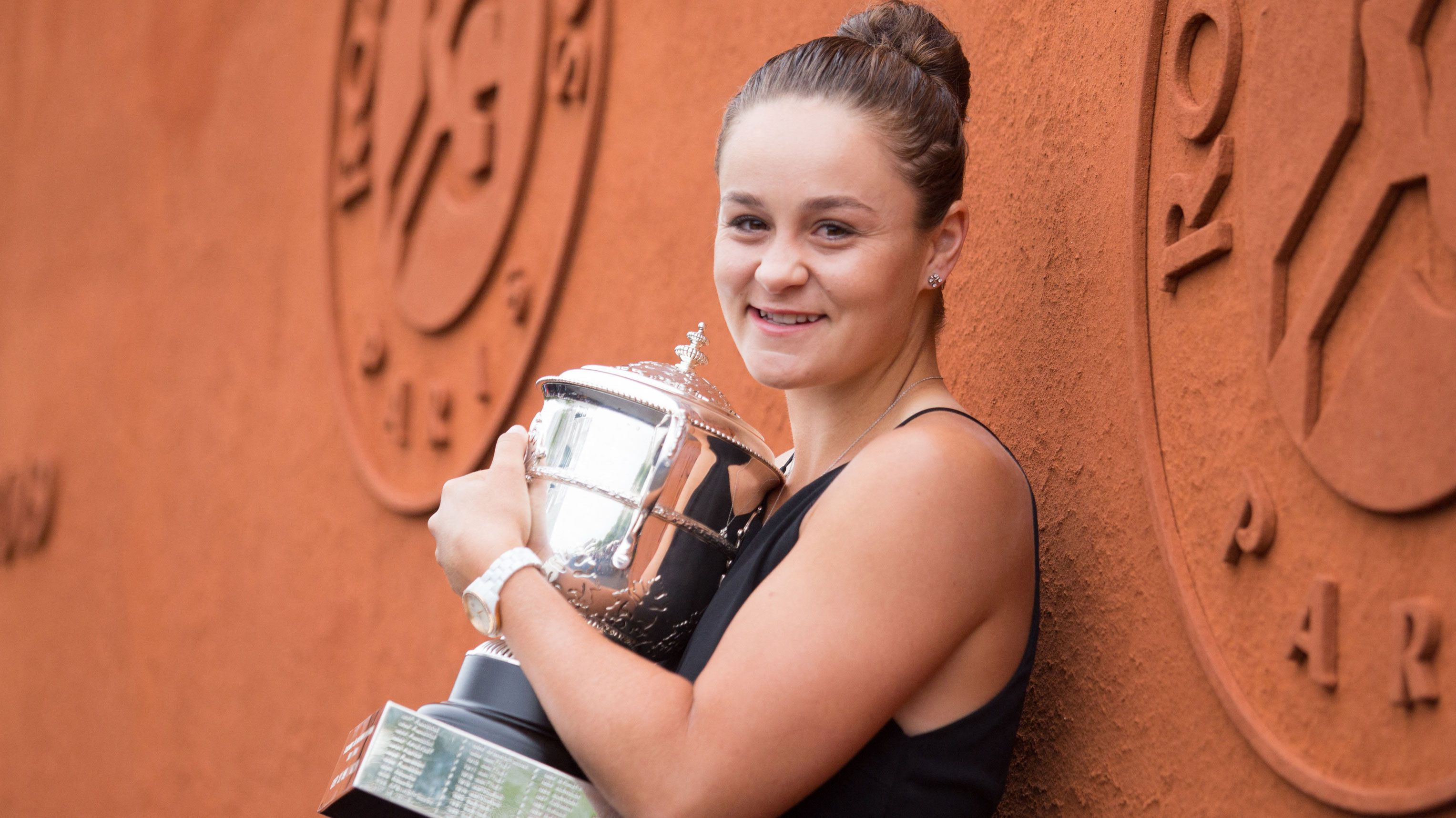 Ash Barty eyes world No.1 ranking as next goal following French Open win