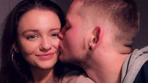 Maddie Morgan and Jack Bryant were expecting their first child in just weeks.
