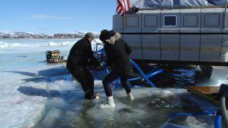 Under The Ice: Sunken Treasure