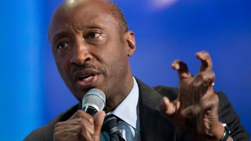 Merck CEO quits Trump advisory panel over Charlottesville response
