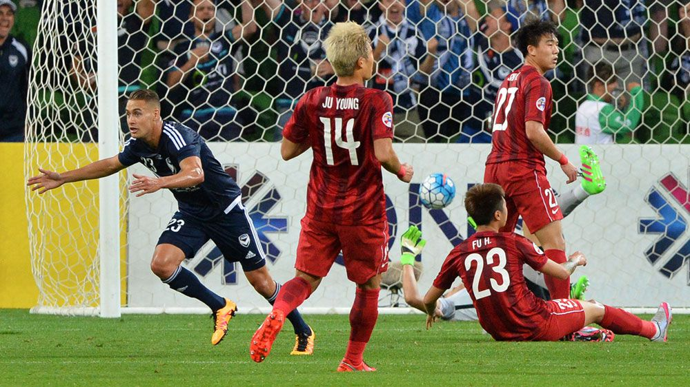 Ingham and Victory stun Shanghai in ACL