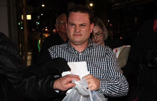 Grabski was suspended from teaching last year. He continues to maintain his innocence. Picture: AAP