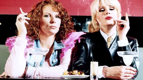 Jennifer Saunders making yet another season of Absolutely Fabulous