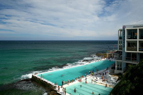 Bondi will no doubt be a hot-spot for Sydneysiders keen to lap up the sun over the long weekend. (AAP)