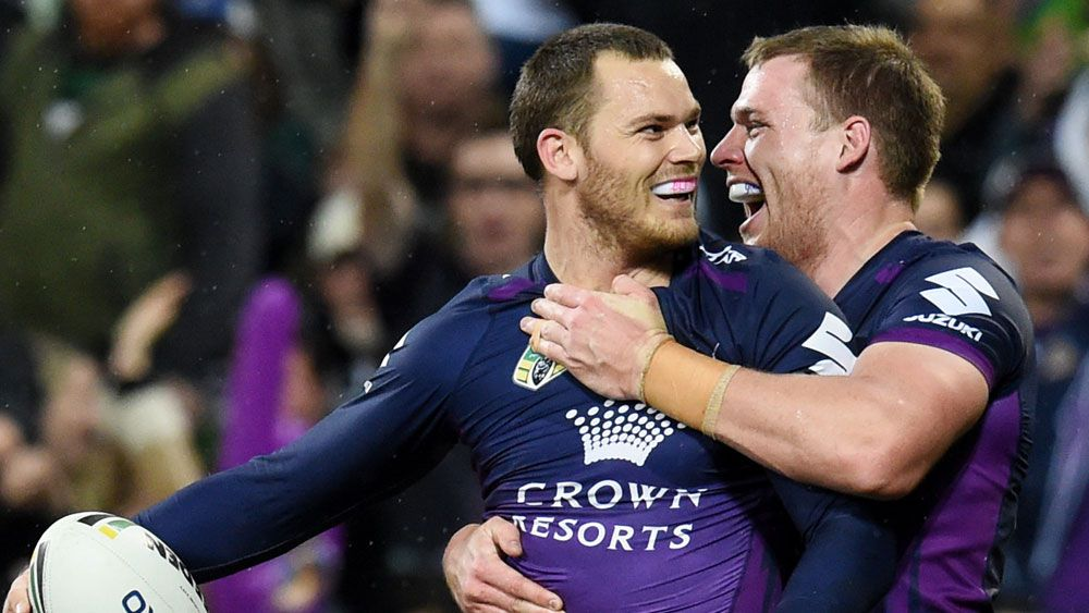NRL: Storm through to grand final after beating Raiders