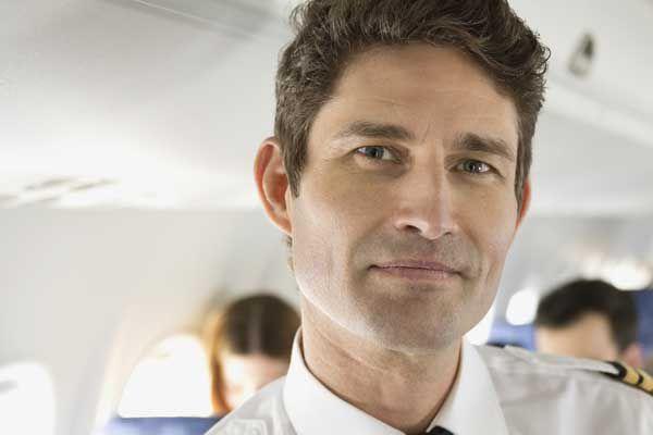 Airline captain