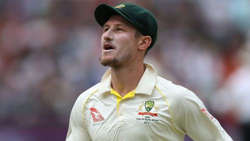 Rookie opener Cameron Bancroft has also been suspended. (AAP)