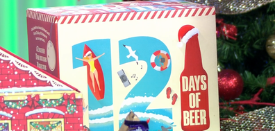 Another adult option; the beer advent calendar.