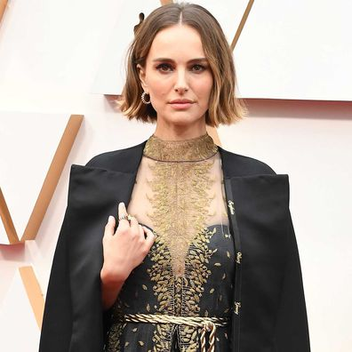 Natalie Portman attends the 92nd Annual Academy Awards at Hollywood and Highland on February 09, 2020.