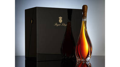 Royal Tokaji Wine Company limited edition bottle