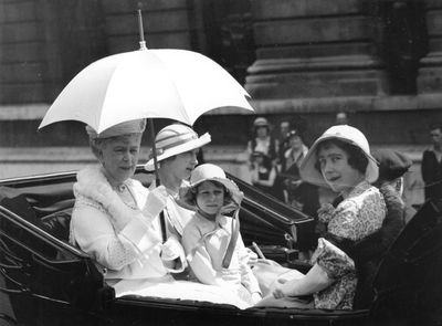 Trooping the Colour, 1933