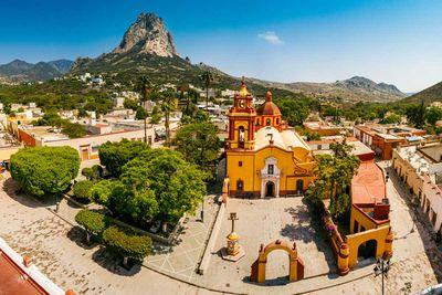 4. Queretaro, Mexico <div></div> <div></div>