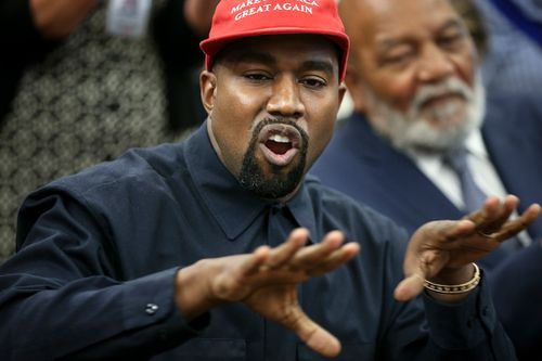 Rapper and producer Kanye West's surreal speech to Donald Trump during a televised meeting at the White House today has left heads spinning.