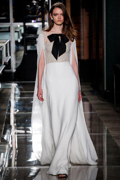 Reem Acra, New York Bridal Fashion Week, 2017