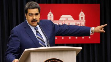 Venezuelan President Nicolas Maduro said the US is trying to kill him.