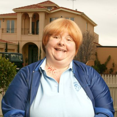 Magda Szubanski as Sharon Strzelecki: Then