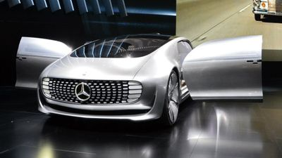 <p>Mercedes unveils its F015 concept car. (AAP)</p><p>The 2015 North American International Auto Show in Detroit opens this week.</p>   <p><strong>Click through for some of the best new and concept cars on display.</strong></p>