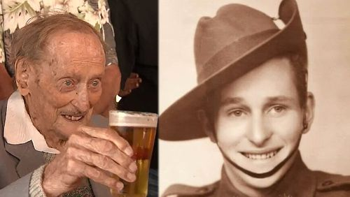 Gordon Jamieson, a Japanese POW for four years during World War Two, was forced to work on the infamous Burma Thai Railway.