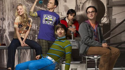 Big bank theory! <i>Big Bang Theory</i> cast demand huge pay rise