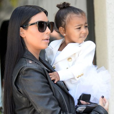 <p>North West - future ballerina?</p>
