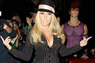 <b>Estimated 2010 earnings:</b> $2 million <br/><br/><P><b>How the hell they earned it:</b> Breaking up with Hugh Hefner didn't exactly leave this Playboy bunny in the lurch. Her reality TV career is booming, her autobiography has sold nearly 80,000 copies since its July release, and her sex tape leak ended up being a massive payday -  Kendra was reportedly paid $680,000 and a cut of the profits.<br/><br/><br/>