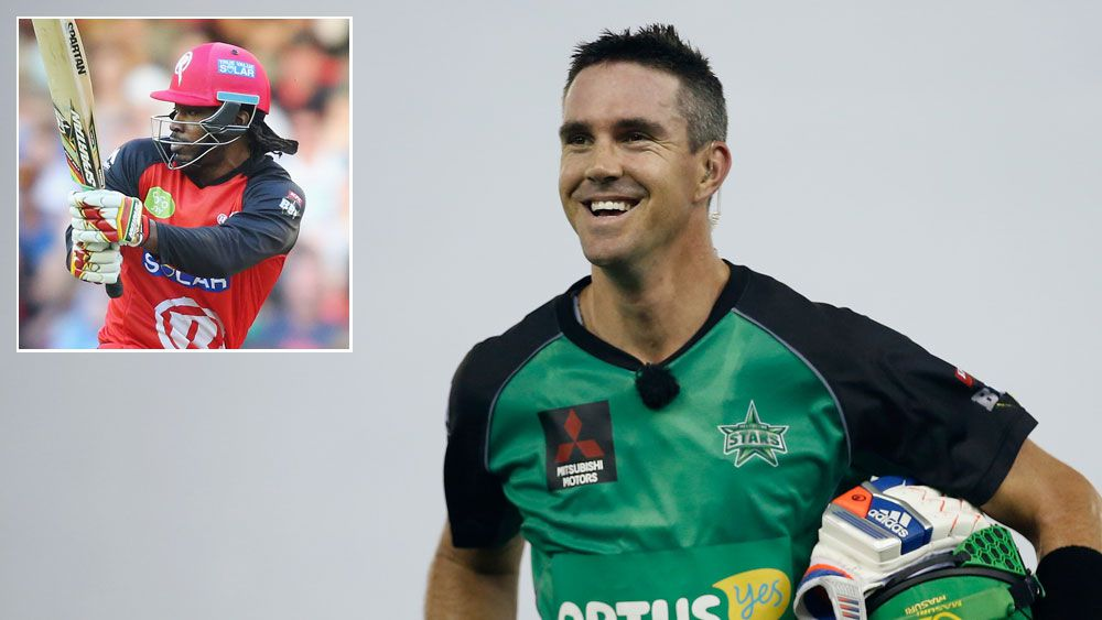 Pietersen leads Stars to BBL win at Etihad