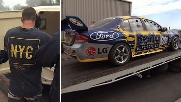 News NSW drug raids Dubbo Cessnock Newcastle V8 Supercar $140,000 cash cannabis busts
