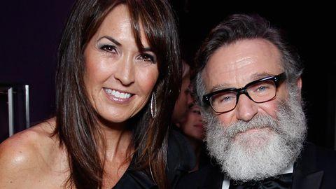 Robin Williams got married!