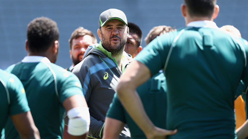 The Wallabies are off to Europe on Friday. (Getty Images)