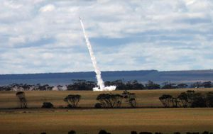 First commercial rocket blasts off from Australian soil
