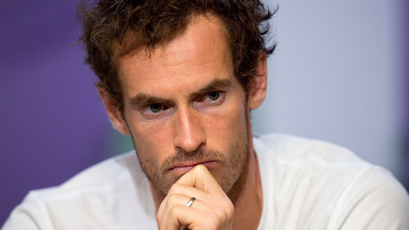 'I'm not feeling good': Andy Murray eyes retirement after Australian Open
