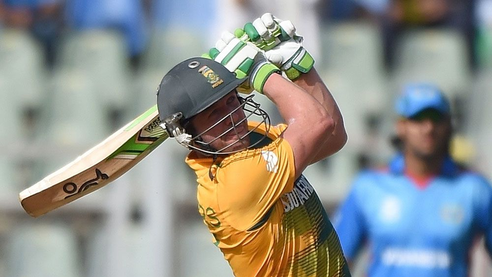 South Africa beat Afghanistan at World T20