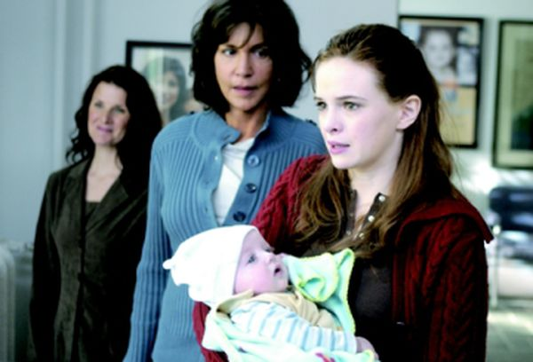 mom at sixteen Mom at sixteen is a 2005 lifetime television film about a sixteen-year-old mother, dealing with problems at school and her decaying relationship with her mother, because of her seeing her boyfriend for the first time since before charley was born.